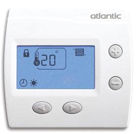Rgulation atlantic thermostat et pour plancher rayonnant lectrique with plancher chauffant - Thermostat pour plancher rayonnant electrique ...
