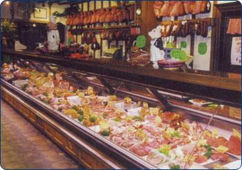 climatisation magasin alimentation
