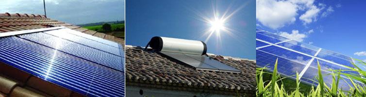 Chauffage solaire et eau chaude solaire