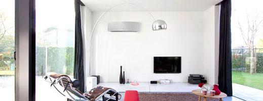 Chauffage connecté et climatisation connectée